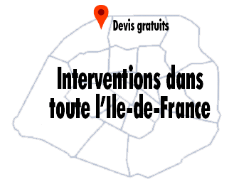 intervention dépannage serrure